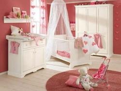 Интерьер детской – уют для малыша