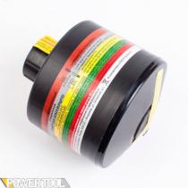Фильтр для противогаза комбинированный (аммиак и ртуть)